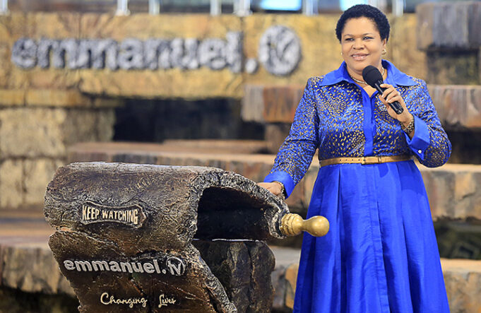 Getting to know Prophet TB Joshua's wife, Prophetess Evelyn Joshua - Mzansi27
